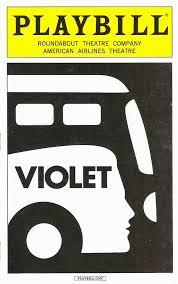 Violet Playbill