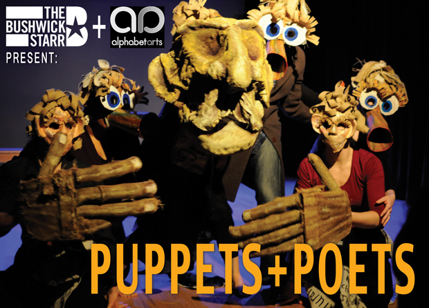 Puppets & Poetry