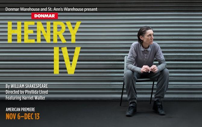Henry IV St Anns Warehouse