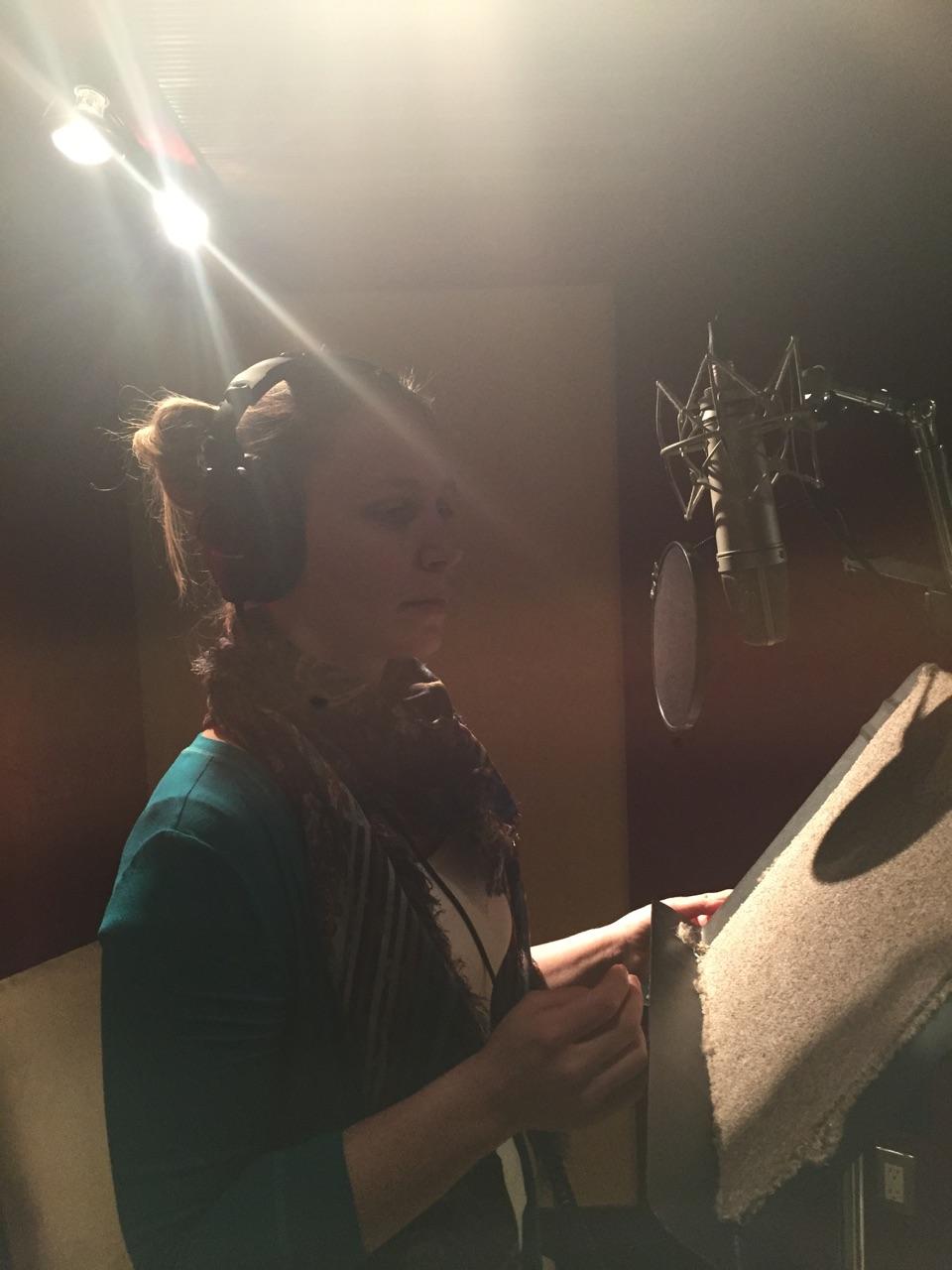 Recording Remember the Ladies